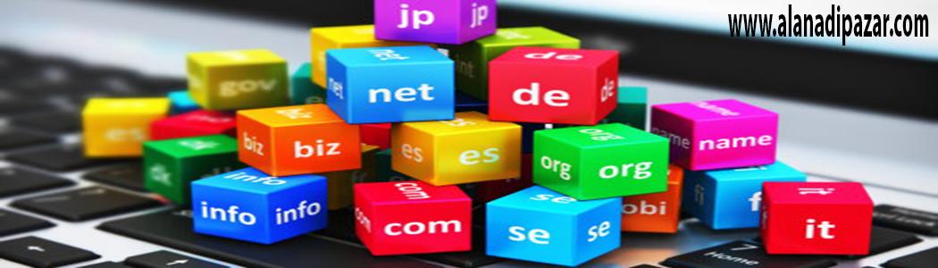 Domain oluşturmak için ön ve son ekler